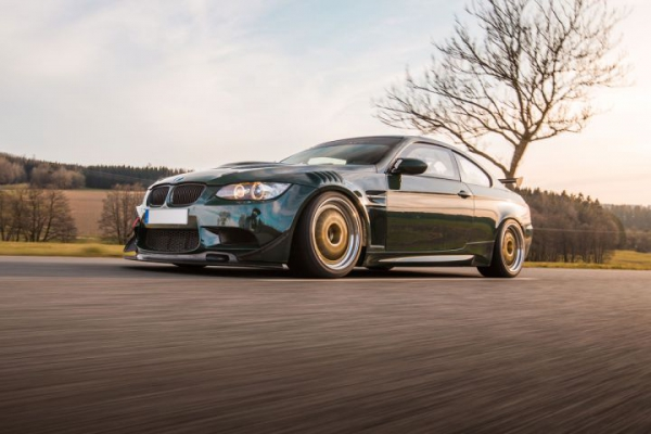 M3 E92 British Racing Green